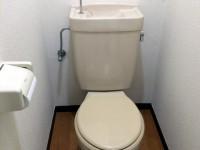 ハイツSSKトイレ