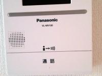 クロワールKモニター付きインターフォン