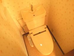アドラテラスB棟トイレ