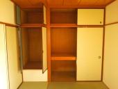 リッツコート2号室和室収納