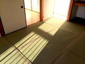 ハイツイシワタ3和室6