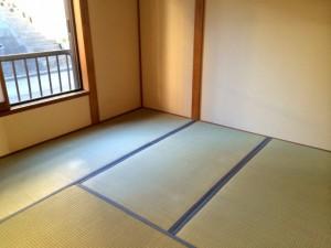 ハイツイシワタ3和室4.5