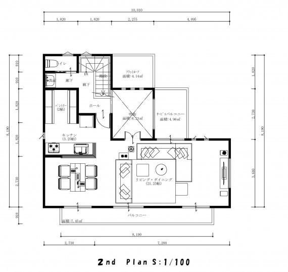 つきみ野 参考Plan - コピー (2)